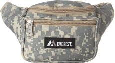 Everest Digital Camo Waist Pack, Digital Camouflage, One Size $4.60 (REG $20.00)