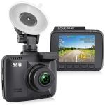 Dash Cam Built in WiFi GPS Car Dashboard Camera Recorder with UHD 2160P $99.97 (REG $299.99)