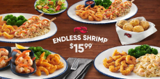 Specials for Red Lobster!
