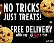 "Red Lobster Free Delivery On ""TO GO"" Orders (10/31/19)"