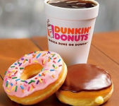Free Donuts to Those Who Served 11/11 at Dunkin' Donuts