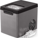 Vremi Countertop Ice Maker – Ice Cubes Ready in 9 Minutes $109.99 (REG $199.99)