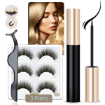 LIMITED TIME DEAL!!! Arishine Magnetic Eyeliner and Lashes Kit $19.49 (REG $64.99)