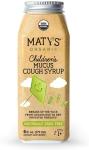 Maty's Organic Children's Mucus Cough Syrup 6 Fl Oz Thins Mucus w/Ginger, Thyme $6.69 (REG $12.99)