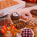 $13 for Any Krispy Kreme Double Dozen