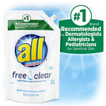 all Liquid Laundry Detergent Easy-Pouch $13.62 (REG $21.33)