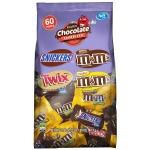 Snickers, M&M'S & Twix Fun Size Candy Variety Mix $9.94 (REG $19.95)