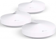TP-Link Deco Whole Home Mesh WiFi System –Up to 5,500 sq. ft. Coverage $152.99 (REG $299.99)