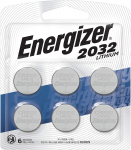 Energizer CR2032 Batteries, 3V Lithium Coin Cell 2032 Watch Battery $5.29  (REG $14.99)