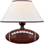 Lite Source IK-6100 Table Lamp 9″ x 9″ x 11.5″, Brown Finish $20.58 (REG $41.00)