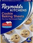 Reynolds Kitchens Non-Stick Baking Parchment Paper Sheets$3.51 (REG $5.89)