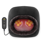 Snailax 2-in-1 Shiatsu Foot and Back Massager with Heat $46.99 (REG $109.99)