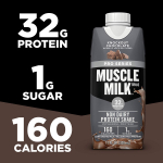 LIMITED TIME DEAL!!! Muscle Milk Pro Series Protein Shake, Knockout Chocolate $15.34 (REG $27.99)