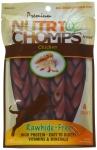 Nutri Chomps 6″ Chicken Flavor Braid Dog Chew, 8 Count $4.56 (REG $13.44)