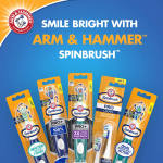 Arm & Hammer Spinbrush Pro Series Daily Clean Battery Toothbrush, Soft$4.99 (REG $8.99)