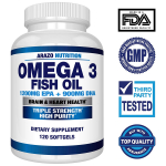Omega 3 Fish Oil 2250mg $21.95 (REG $39.95)