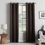 Sun Zero Easton Blackout Energy Efficient Grommet Curtain Panel $11.90 (REG $24.99)