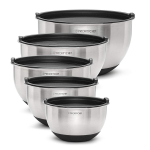 PriorityChef Premium Mixing Bowls With Lids $39.95 (REG $79.95)