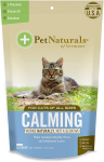 Pet Naturals of Vermont Calming Behavioral Support Soft Chews for Dogs & Cats $2.59 (REG $8.99)