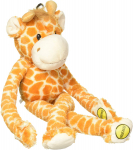 Multipet Swingin 22-Inch Large Plush Dog Toy with Extra Long Arms and Legs $5.68 (REG $14.99)