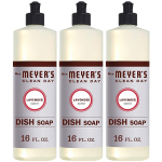 Mrs. Meyer´s Clean Day Dish Soap, Lavender, 16 fl oz $11.64 (REG $18.97)