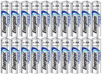 Energizer Ultimate Lithium AA Size Batteries – 20 Pack$27.99 (REG $43.99)