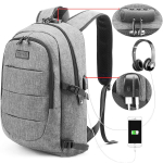 College School Laptop Backpack Water Resistant Anti-Theft Bag $37.99 (REG $68.99)