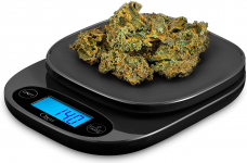 Ozeri ZK24-B ZK420-B Garden and Kitchen Scale, One Size, Black $12.95 (REG $24.95)