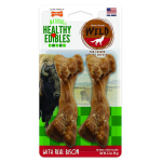 Nylabone Healthy Edibles Wild Flavors Dog Chew Treat Bones $2.08 (REG $5.99)