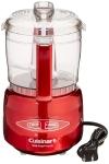 Cuisinart DLC-2AMR Mini-Prep Plus Processor, Metallic Red $38.96 (REG $75.00)