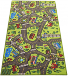 Extra Large 79″ x 40″! Kids Carpet Playmat Rug $23.79 (REG $49.99)
