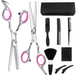 10Pcs Hair Cutting Scissors Set Astraet Professional Barber Scissors, $20.99 (REG $75.99)