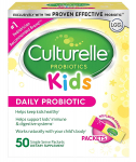 Culturelle Kids Daily Probiotic Packets Dietary Supplement $18.52 (REG $40.00)