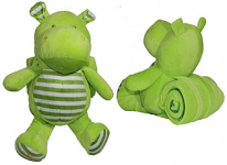 Heartly the Hippo 12″ Plush Stuffed Animal with Super Soft Receiving Blanket $17.95 (REG $45.95)