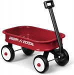 LIMITED TIME DEAL!!! Radio Flyer Little Red Toy Wagon $9.84 (REG $14.99)