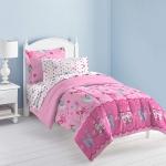 Dream Factory Magical Princess Ultra Soft Microfiber Girls Comforter Set, Pink $16.44 (REG $49.99)