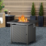 TACKLIFE Propane Fire Pit Table $169.57 (REG $289.97)