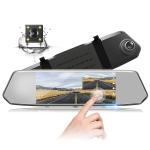 Backup Camera 7″ Mirror Dash Cam Touch Screen $79.99 (REG $139.99)