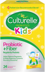Culturelle Kids Regularity Probiotic & Fiber Dietary Supplement $15.72 (REG $26.50)