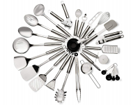 29 Piece Stainless Steel Kitchen Utensils Set $46.99 (REG $120.00)