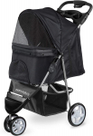 Paws & Pals Dog Stroller – Pet Strollers for Small Medium Dogs & Cats $59.98 (REG $199.95)