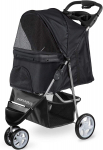 Paws & Pals Dog Stroller – Pet Strollers for Small Medium Dogs & Cats$59.98 (REG $199.95)