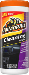 Armor All 17497C Car Interior Cleaner Wipes for Dirt & Dust 30 Count$3.50 (REG $6.59)