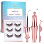 LIMITED TIME DEAL!!! Arishine Magnetic Eyeliner and Magnetic Eyelash Kit $8.49 (REG $21.99)