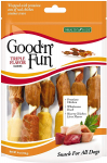 Good'N'Fun Triple Flavored Rawhide Kabobs for Dogs $2.98 (REG $6.99)