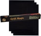 GrillMagic Grill Mat – Set of 3 Heavy Duty BBQ Grill Mats$9.99 (REG $35.99)