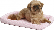 MidWest Bolster Pet Bed | Dog Beds Ideal for Metal Dog Crates$9.48 (REG $22.99)