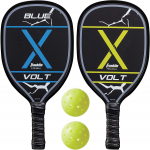 Pickleball Paddles and Pickleballs Set – 2 Wood Paddles and X-40 Balls $17.99 (REG $29.99)