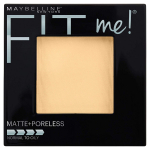 Maybelline New York Fit Me Matte + Poreless Powder Makeup, Porcelain $4.19 (REG $7.99)