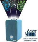 Germ Guardian HEPA Filter Air Purifier for Home, Kids Rooms, Night Light Projector, $69.99 (REG $99.99)